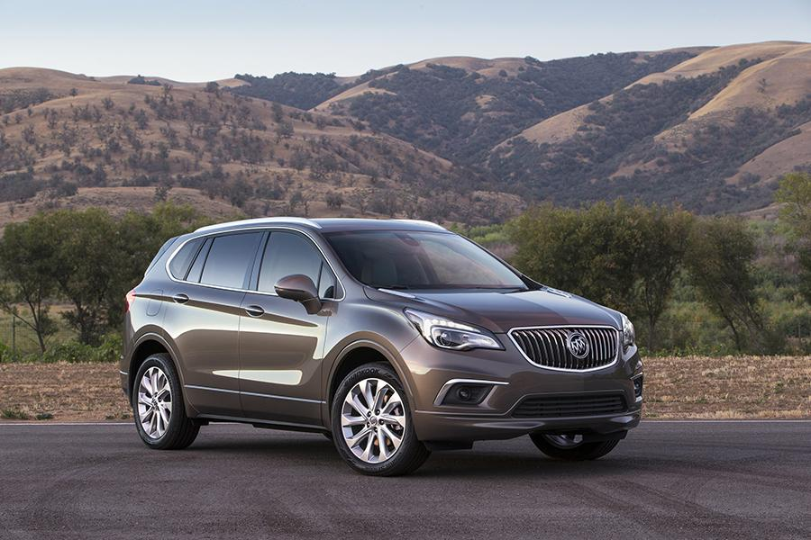 2017 Buick Envision Photo 1 of 16