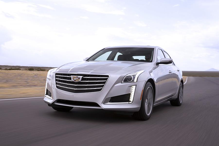 2017 Cadillac CTS Photo 1 of 10