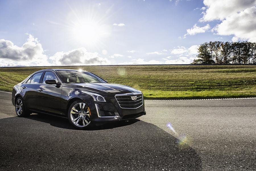 2017 Cadillac CTS Photo 6 of 10