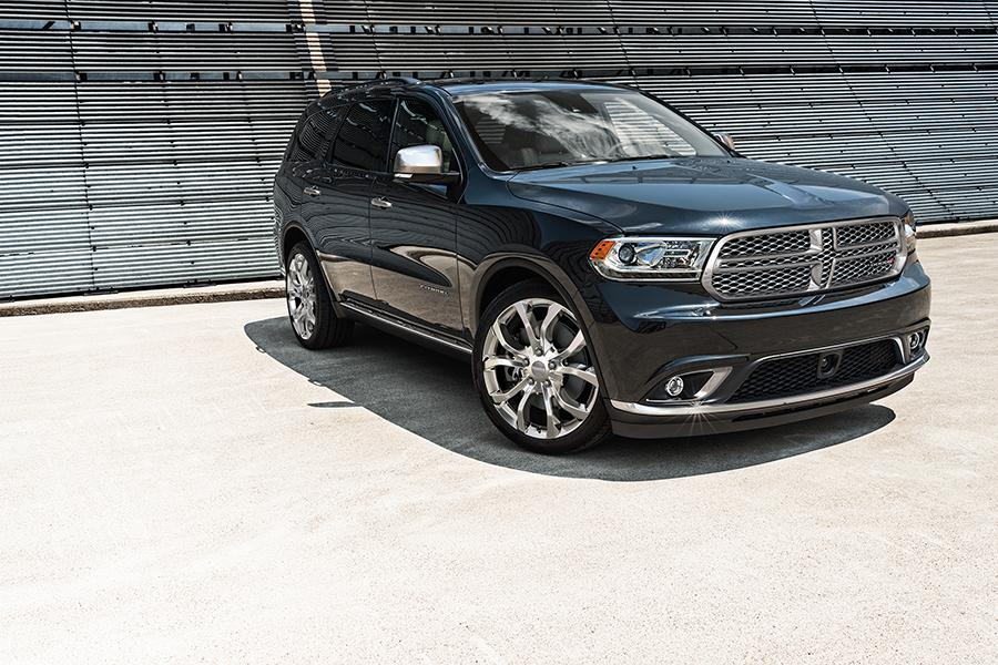 Dodge Durango New Car Warranty