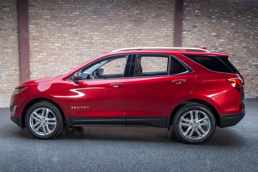 2018 Chevrolet Equinox Overview Cars Com