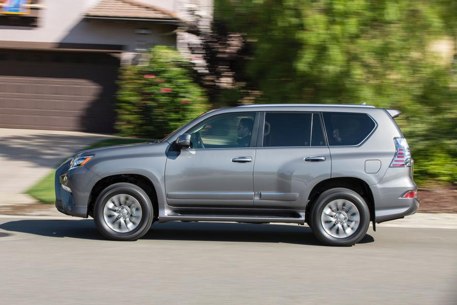 2017 lexus gx 460 overview. Black Bedroom Furniture Sets. Home Design Ideas
