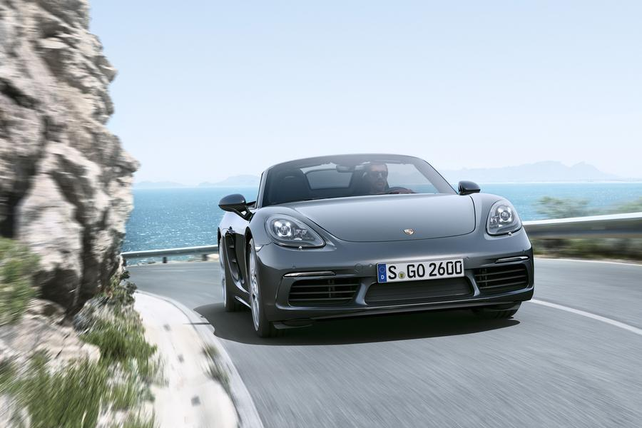 2017 Porsche 718 Boxster Photo 3 of 11