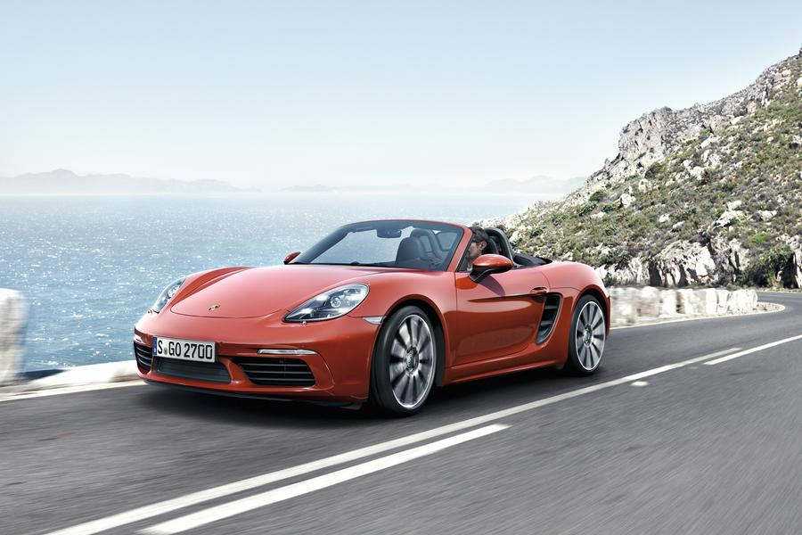 2017 Porsche 718 Boxster Photo 6 of 11