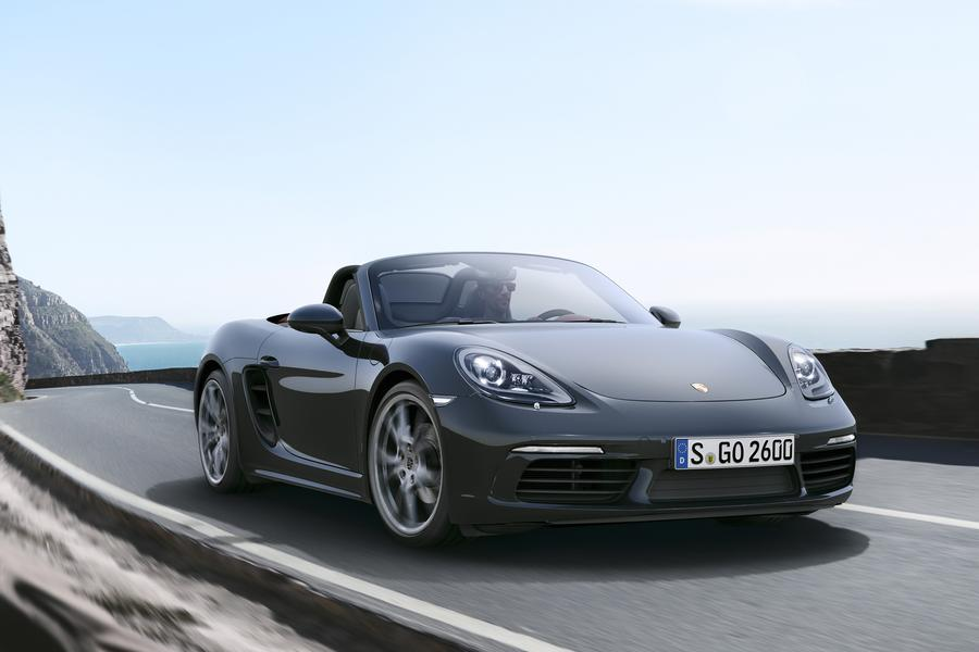 2017 Porsche 718 Boxster Photo 1 of 11
