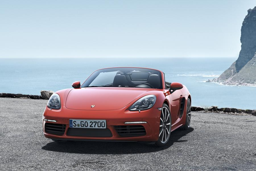 2017 Porsche 718 Boxster Photo 5 of 11