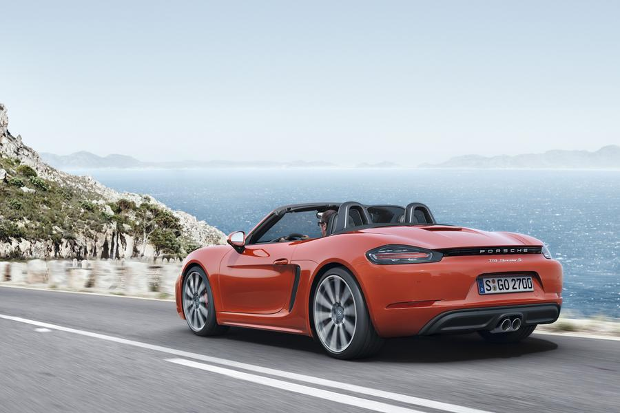 2017 Porsche 718 Boxster Photo 4 of 11