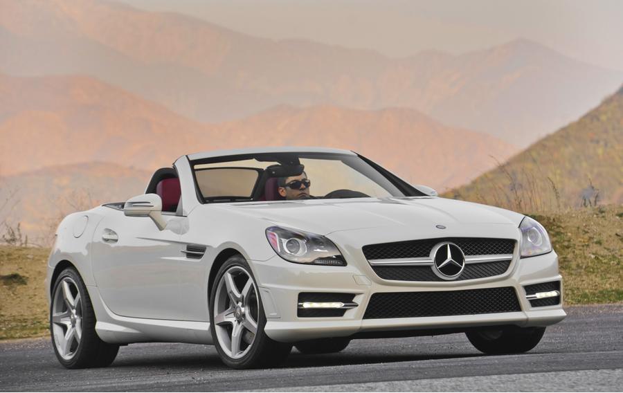 Mercedes-Benz SL-Class - Wikipedia