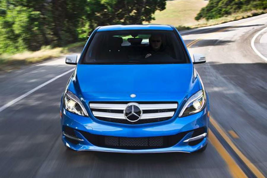 2016 Mercedes-Benz B-Class Photo 2 of 9