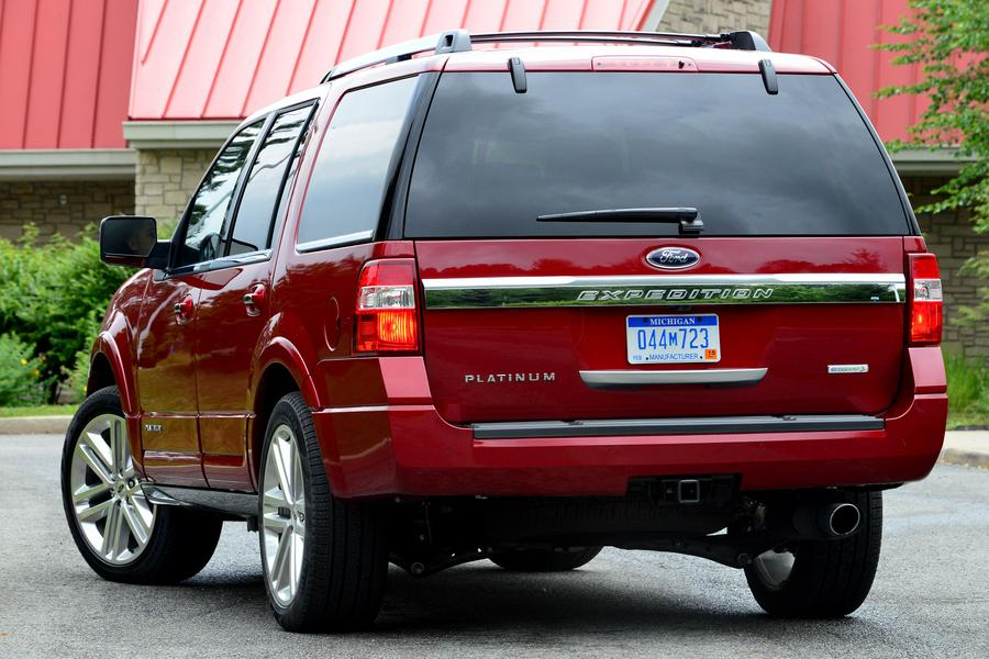 Ford Expedition Overview Cars Com