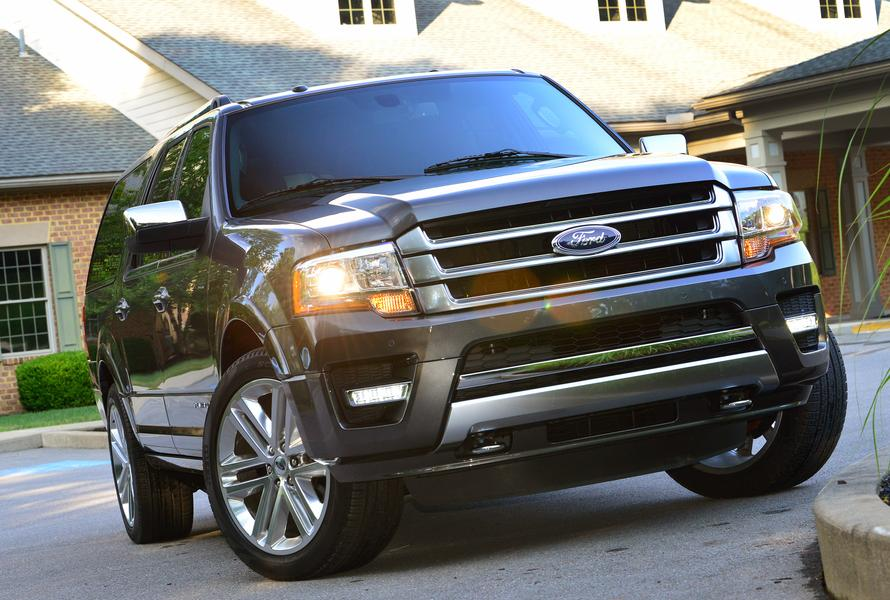 2017 Ford Expedition Photo 1 of 8
