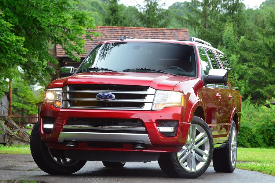 2017 ford expedition overview. Black Bedroom Furniture Sets. Home Design Ideas