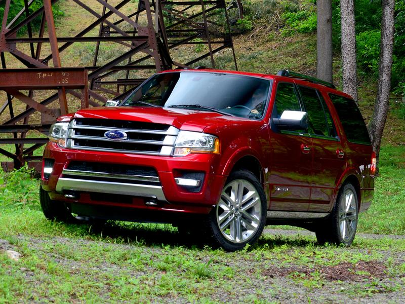 Ford Expedition Sport Utility Models Price Specs