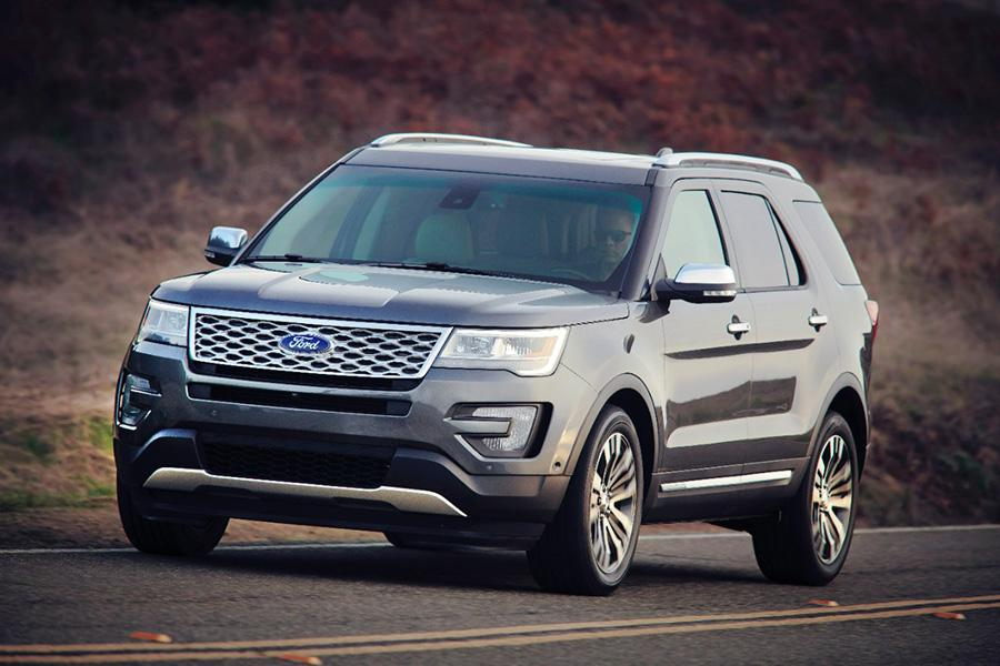 2017 Ford Explorer Photo 1 of 12