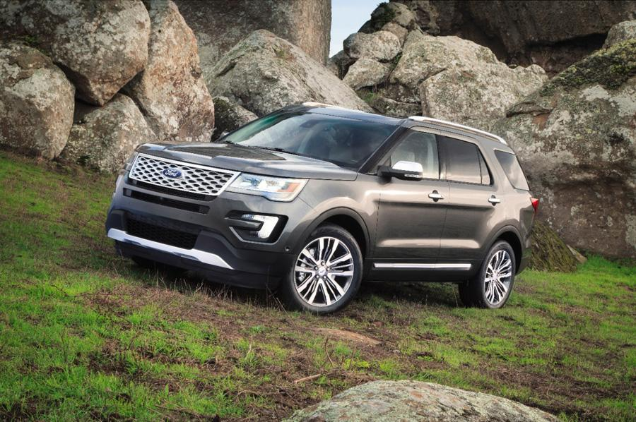12 photos of ford explorer - Ford Explorer 2015