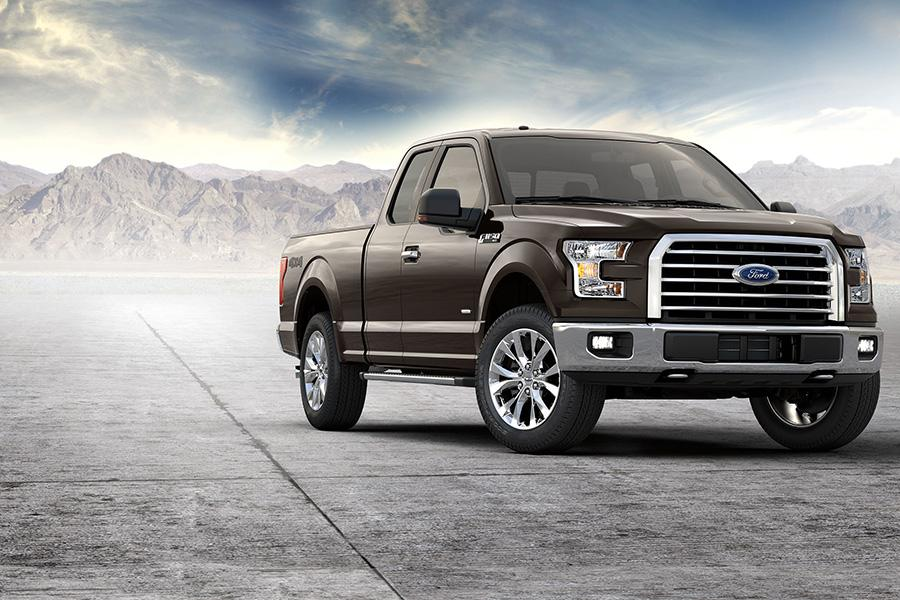 2017 Ford F-150 Photo 4 of 6