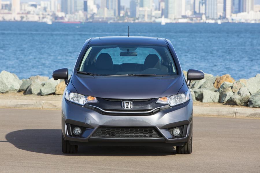 2017 Honda Fit Photo 2 of 12