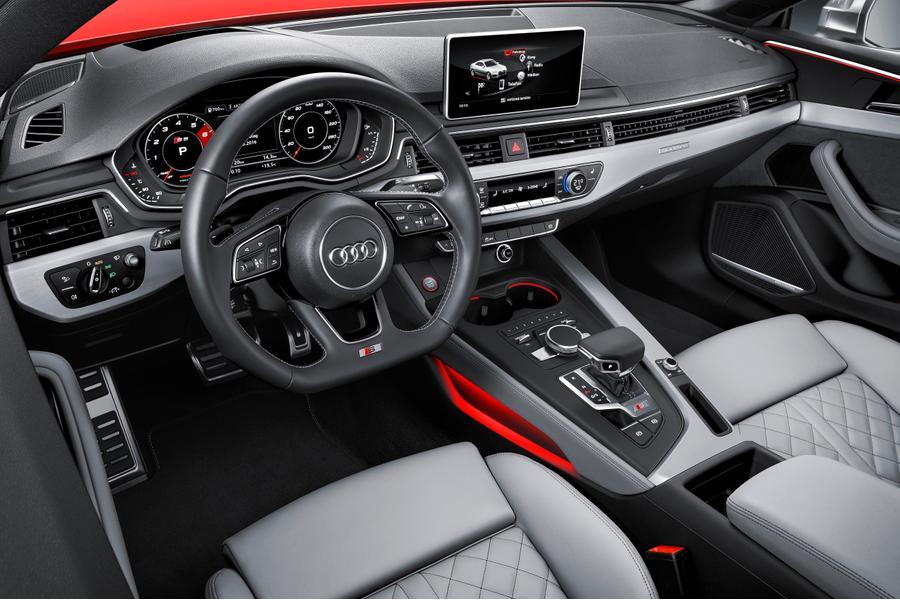 2018 Audi S5 Photo 5 of 5