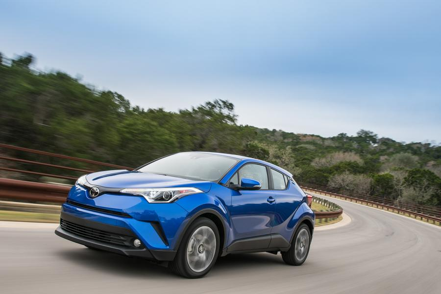 2018 Toyota C-HR Photo 1 of 13