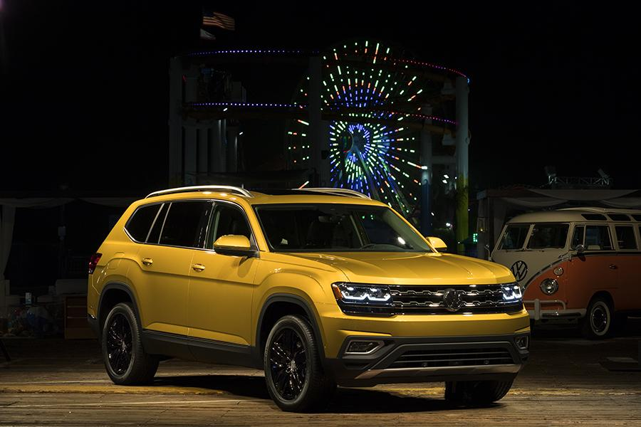 2018 Volkswagen Atlas Overview | Cars.com