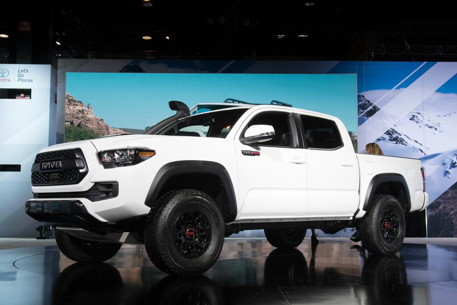 2016 Toyota Tacoma Access Cab >> Toyota Tacoma Coming Soon - Cars.com Overview | Cars.com