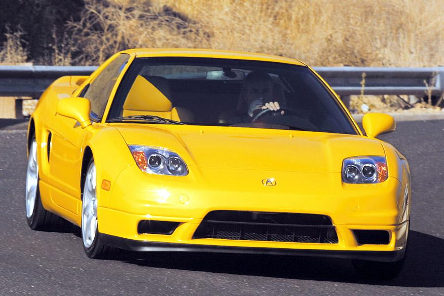 2017 Acura Nsx For Sale >> 2003 Acura NSX Reviews, Specs and Prices | Cars.com