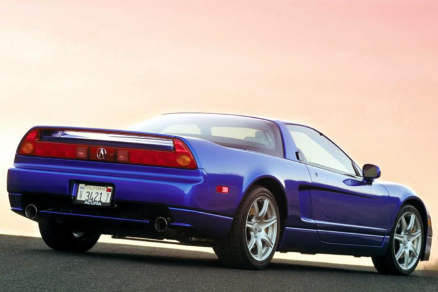 2003 Acura NSX Reviews, Specs And Prices