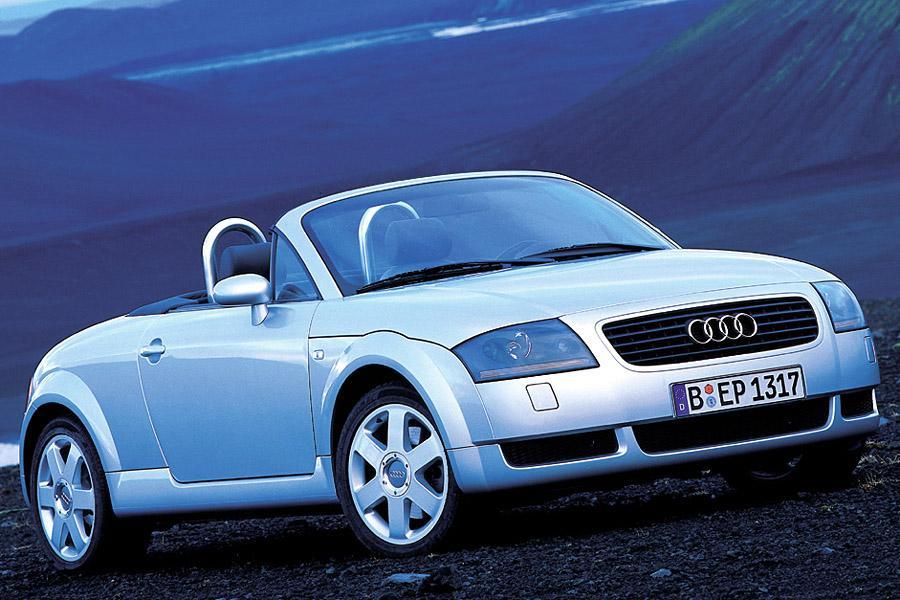 2000 Audi TT Photo 3 of 13