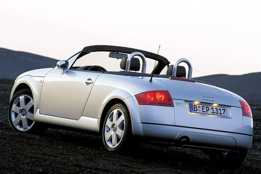 2000 Audi TT Photo 6 of 13
