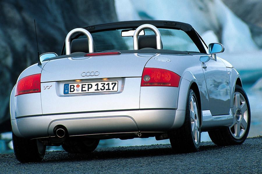 2000 Audi TT Photo 2 of 13