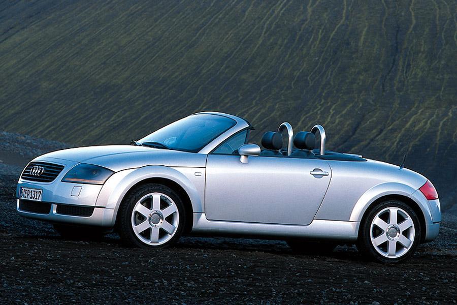 2000 Audi TT Photo 5 of 13