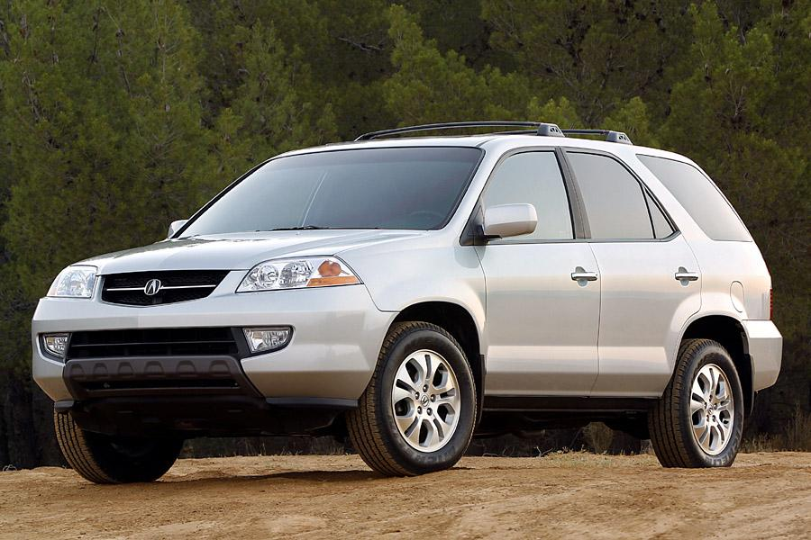 2003 Acura MDX Photo 2 of 11