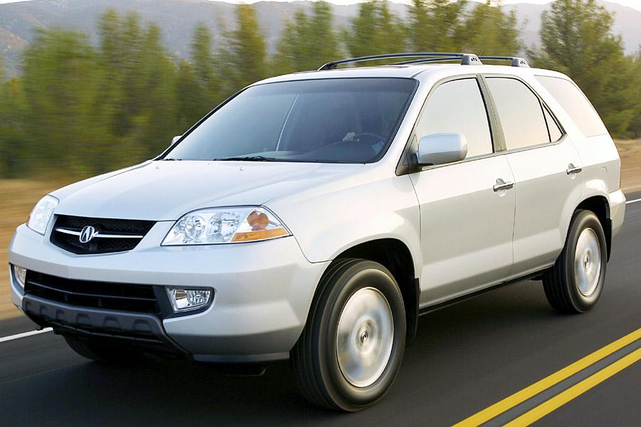 2003 Acura MDX Photo 1 of 11