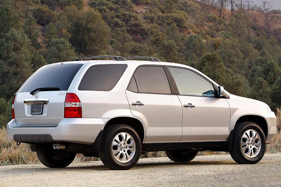 2015 Acura Mdx For Sale >> 2003 Acura MDX Reviews, Specs and Prices | Cars.com