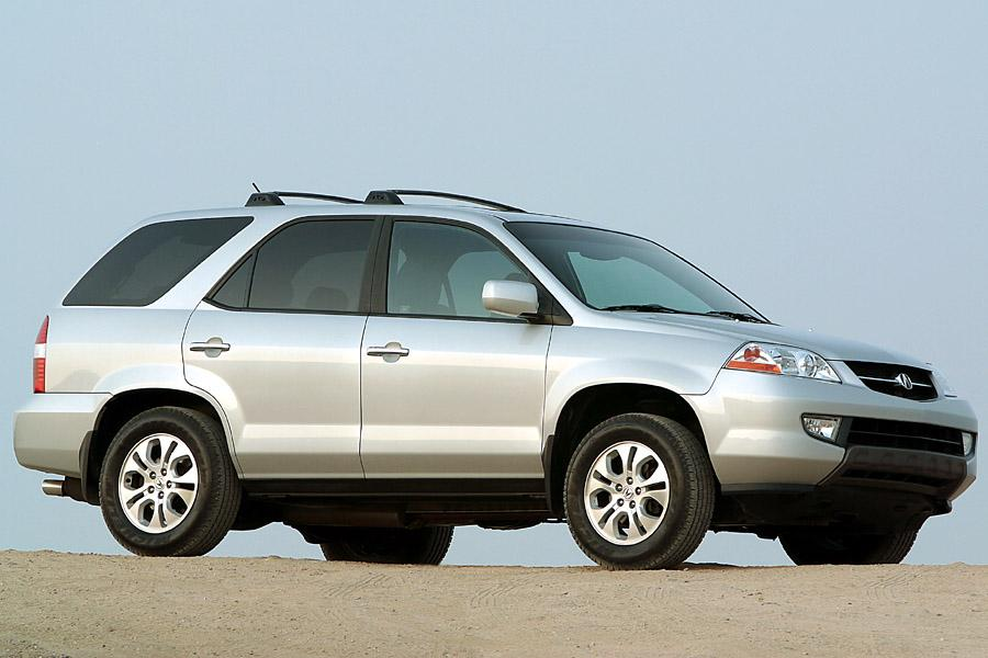 2003 Acura MDX Photo 3 of 11