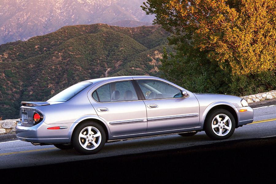 2001 Nissan Maxima Photo 3 of 10