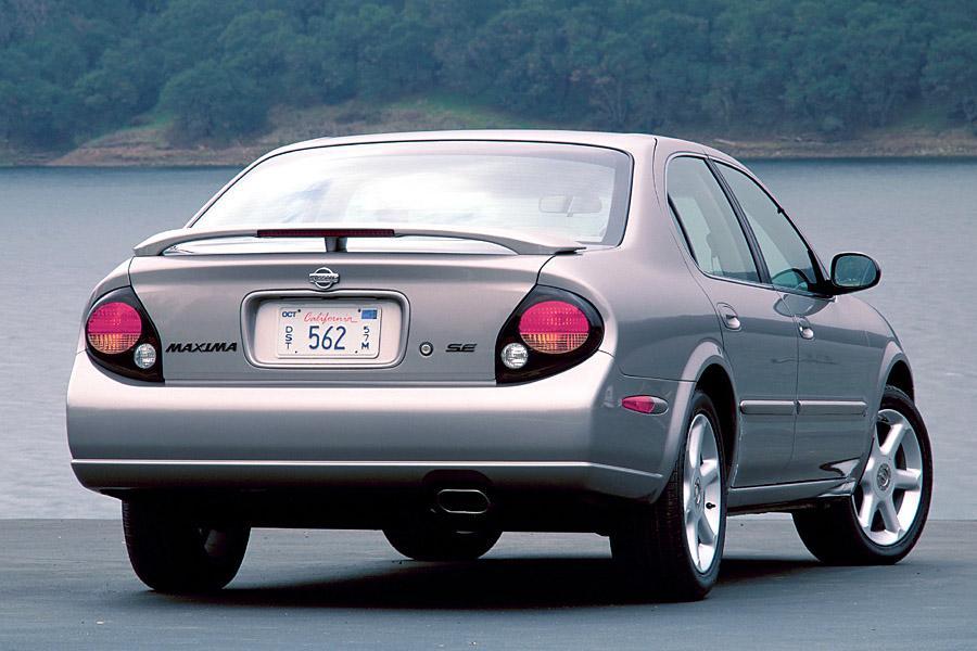 2001 Nissan Maxima Specs Pictures Trims Colors Cars Com