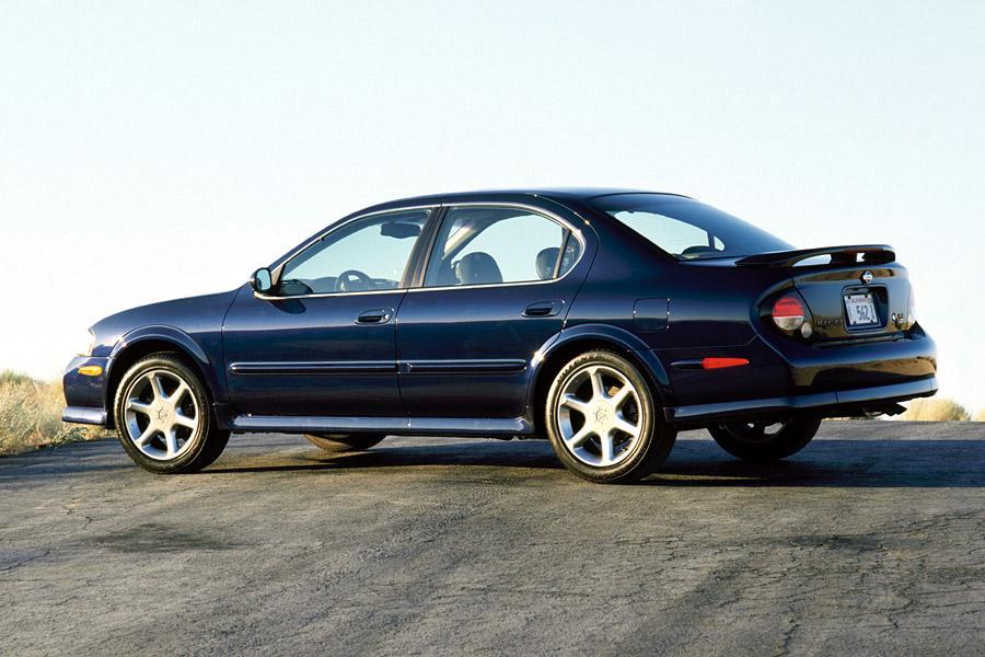 2001 Nissan Maxima Photo 4 of 10