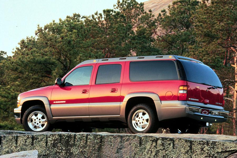 2000 Chevrolet Suburban Photo 3 of 5