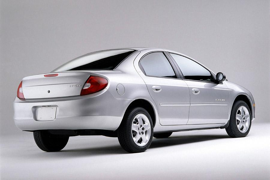2000 Dodge Neon Photo 4 of 7