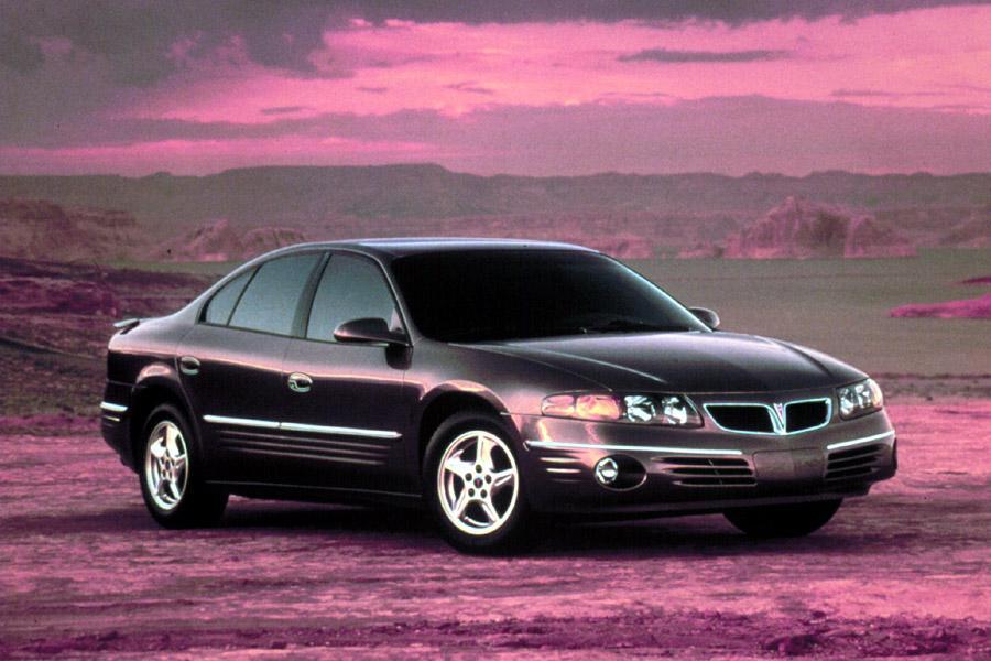 2001 Pontiac Bonneville Photo 1 of 3
