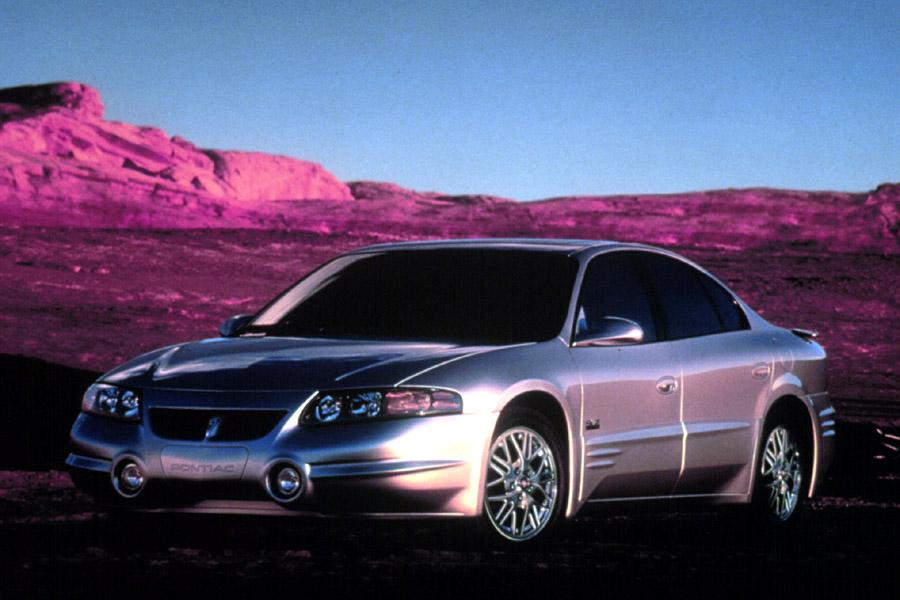 2001 Pontiac Bonneville Photo 3 of 3