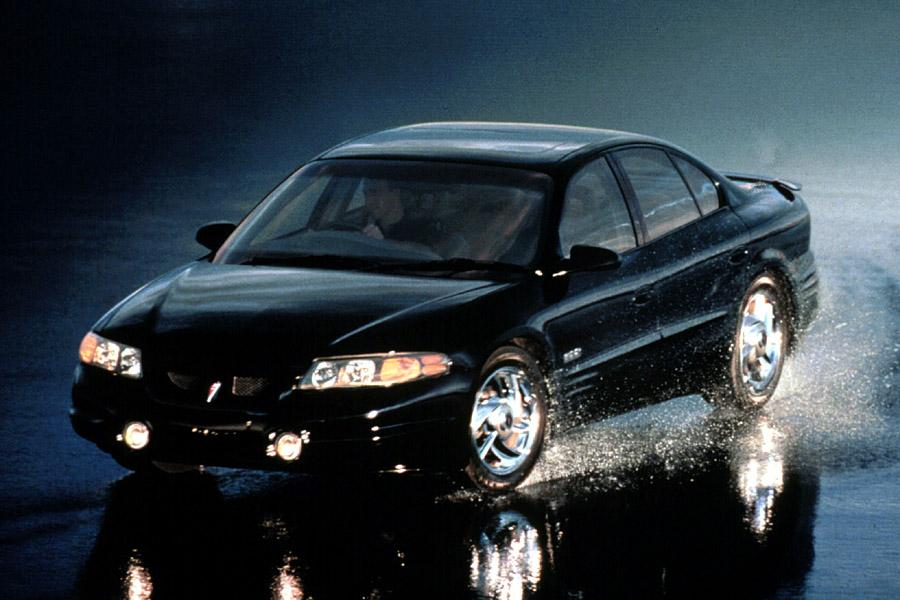 2001 Pontiac Bonneville Photo 2 of 3