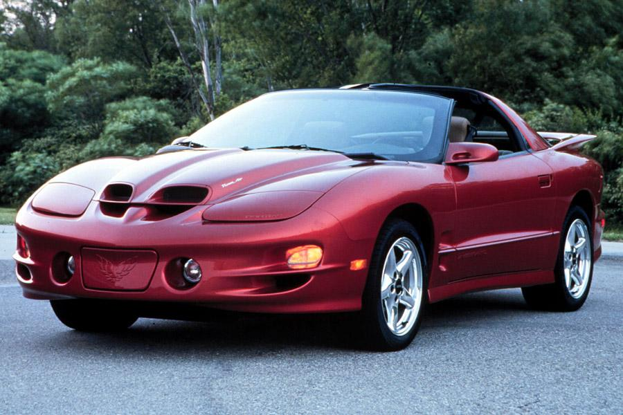 2001 Pontiac Firebird Photo 2 of 6