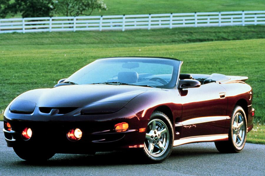 2001 Pontiac Firebird Photo 4 of 6