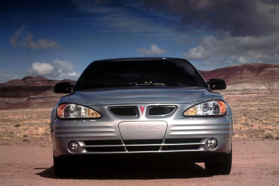 2001 Pontiac Grand Am Photo 4 of 5