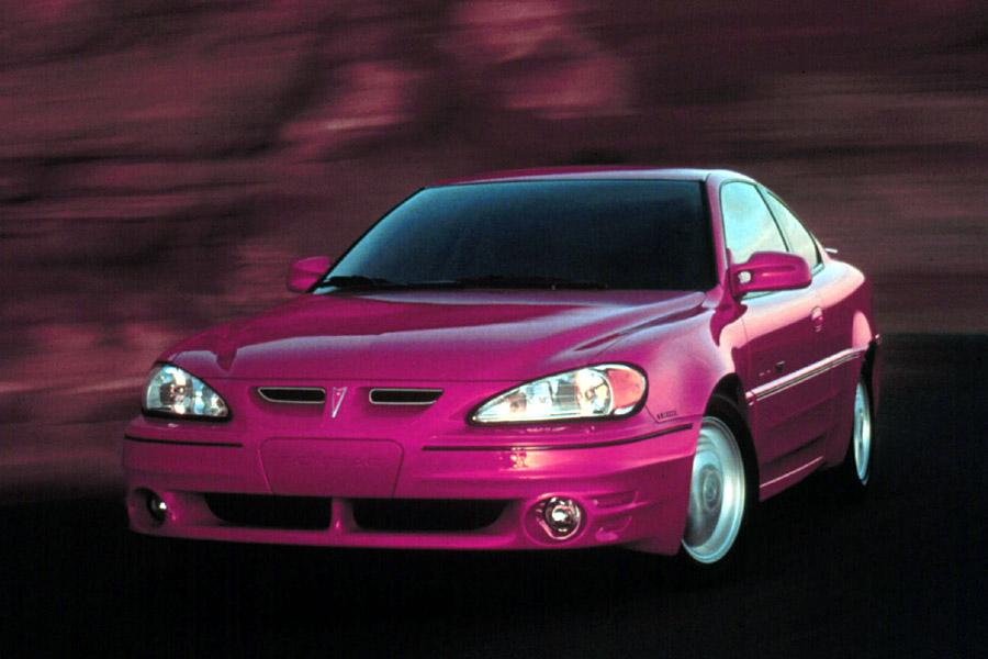 2001 Pontiac Grand Am Photo 1 of 5