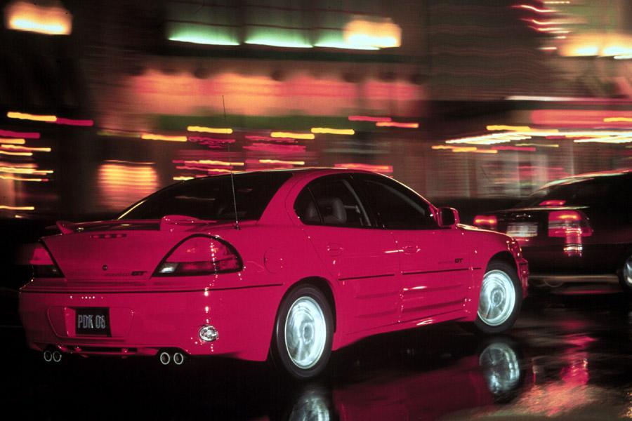 2001 Pontiac Grand Am Photo 5 of 5