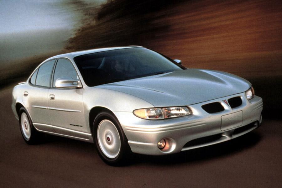 2001 Pontiac Grand Prix Photo 2 of 3