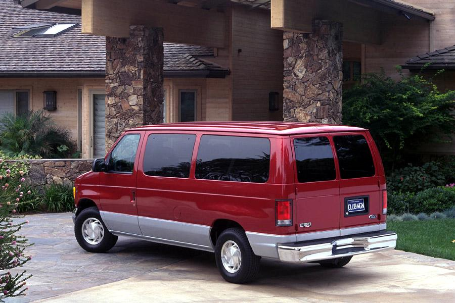 2000 Ford E150 Photo 3 of 4